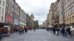Edinburgh Hoteller i nærheten av The Royal Mile